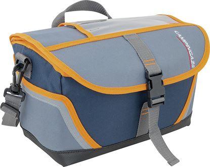 Hladilna torba Tropic Bike Cooler modra/oranžna 9 l
