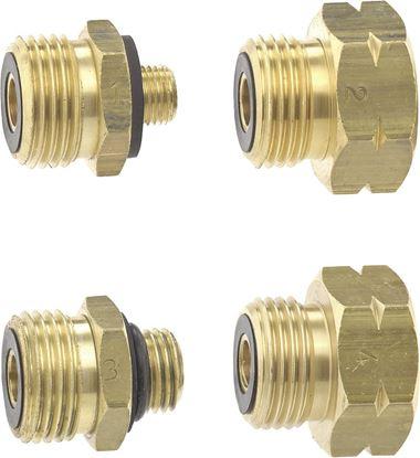 Euro-set - 4 adapterji/nastavki