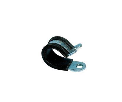 Objemke za plinske cevi 5 kosov, z gumijasto oblogo