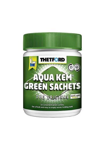 Aqua Kem Green Sachets posodica