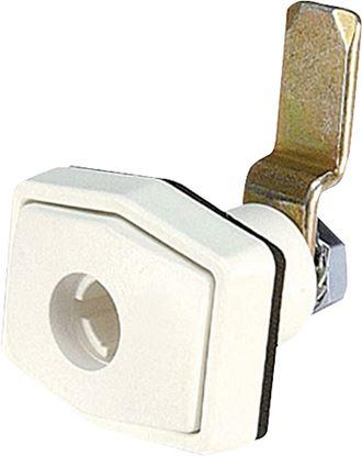 Ključavnica za lopute pravokotna