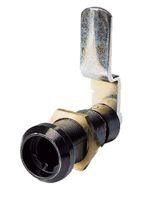 Ključavnica za prostor za jeklenke s pokrovčkom za zaščito pred umazanijo, 1 kos