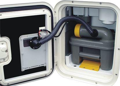 WC prezračevalnik vratna varianta za Thetford C 2/C 3/C 4