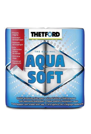 Toaletni papir Aqua Soft 4 role