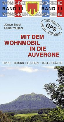 Potovalni priročnik Auvergne