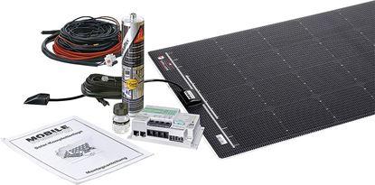 Solarna naprava komplet Flat-Light MT 110 FL, 110 W