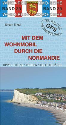 Potovalni priročnik Womo Normadija 2017