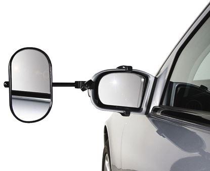 Posebno ogledalo za počitniško prikolico