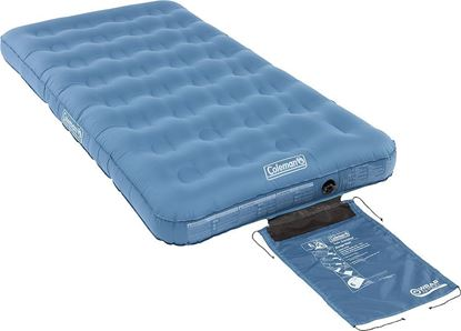 Napihljiva postelja Extra Durable Airbed modra