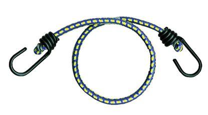 Elastični napenjalni kabel, na obeh straneh s kavljem