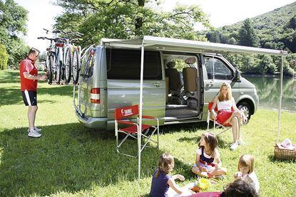Stenska tenda F45 S VW T5/T6,  California