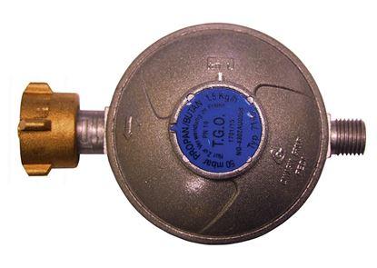 Freizeit plinski regulator brez varnostnega ventila (1,5kg/h)
