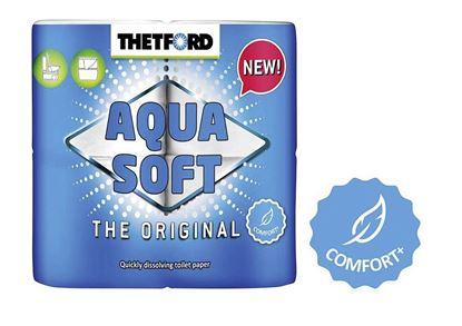 THETFORD Aqua Soft 4 zvitki