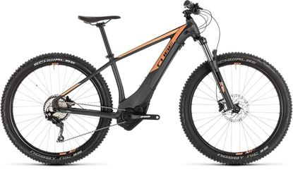 "Picture of KOLO CUBE ACCESS HYBRID EXC 500 IRIDIUM´N´APRICOT 18"" 2019"
