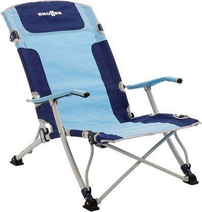 Picture of Beach Chair Bula XL colour blue