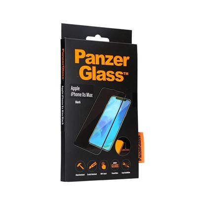 Picture of PanzerGlass Zaščitno steklo za zaslon Apple iPhone Xs Max Black
