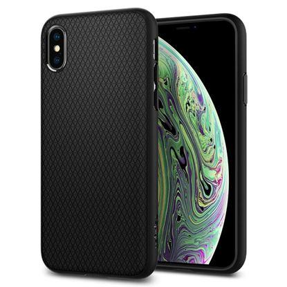 Picture of OVITEK ZA MOBILNI TELEFON SPIGEN IPHONE XS LIQUID AIR MATTE BLACK