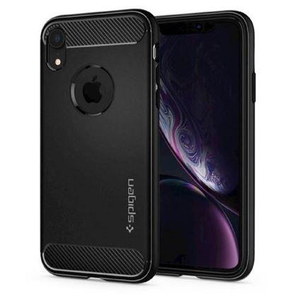 Picture of OVITEK ZA MOBILNI TELEFON SPIGEN IPHONE XR RUGGED ARMOR BLACK